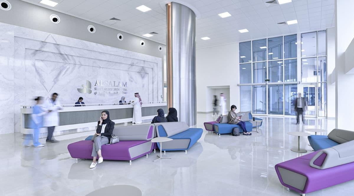 Al Salam Hospital Bahrain