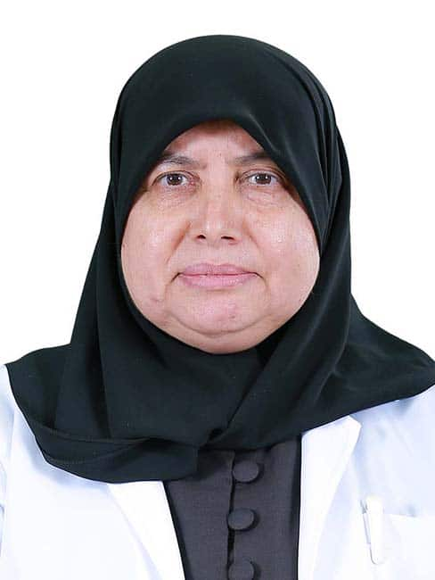 Dr. Huda Sharida
