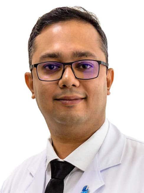 Dr. Karan S. Vayangankar