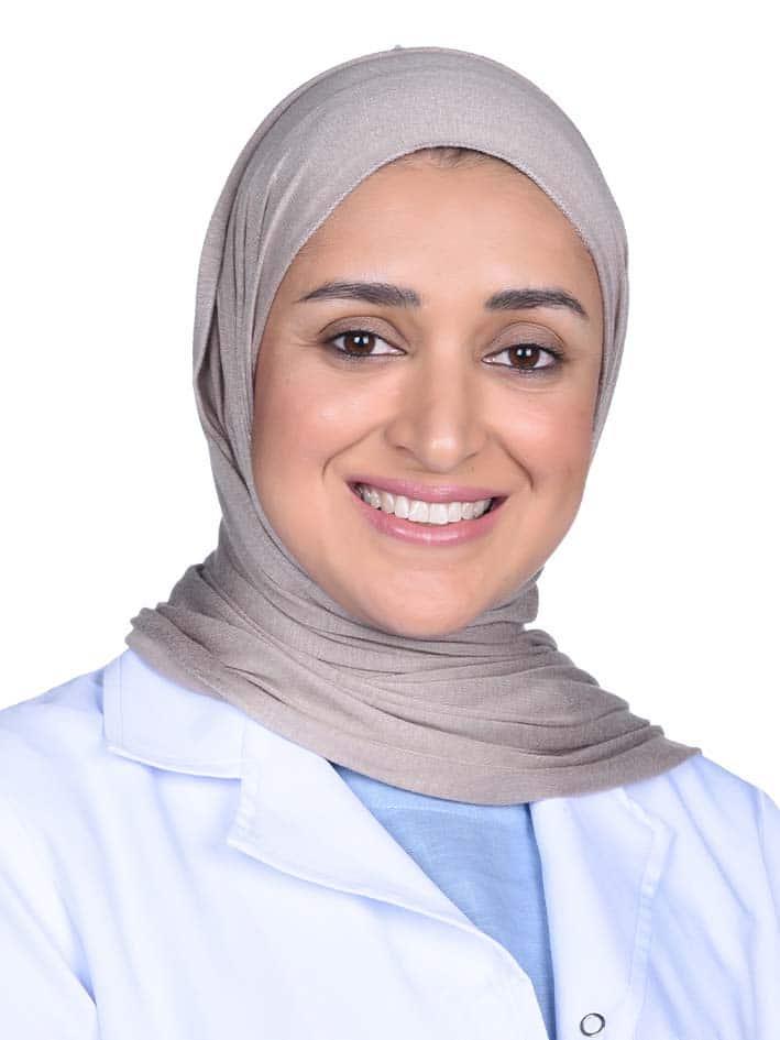 Dr. Nouf Bahzad